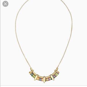 Stella & Dot Wanderer Gold Necklace
